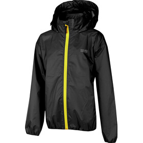 High Colorado Cannes Chaqueta para lluvia Niños, black